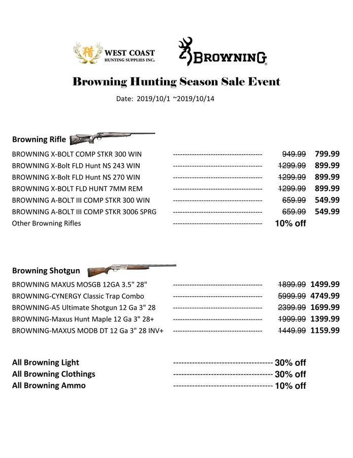 Name:  Browning Sale list123456-1.jpg Views: 371 Size:  74.0 KB